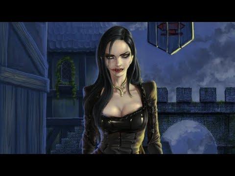 Skyrim Mods: Vampire Assassin Melanie Follower (PC/PS4/)
