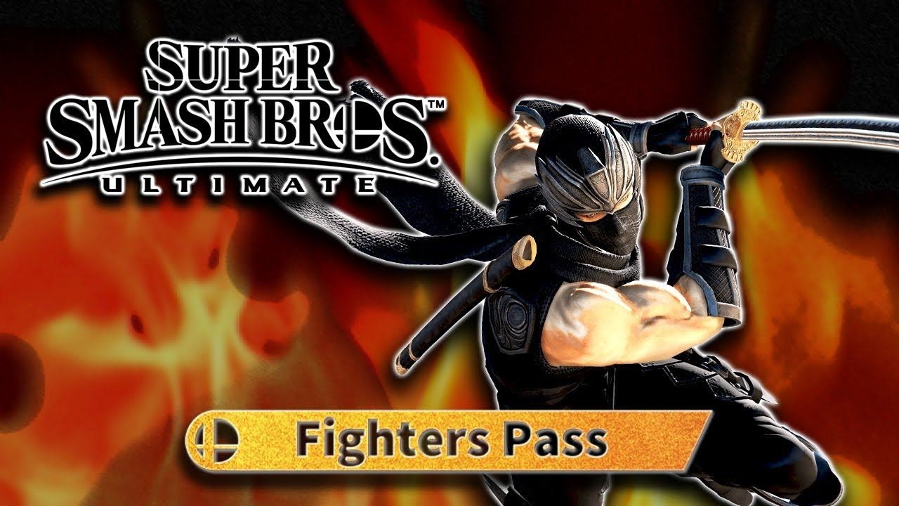 Why Ryu Hayabusa From Ninja Gaiden Will Be The Next Super Smash Bros Ultimate Dlc Character