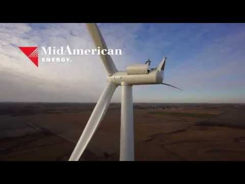 MidAmerican Energy Company - From the Ground Up: Building our energy future, one turbine at a time