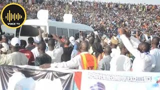 2019 Millions Storm Kaduna For Buhari Rally