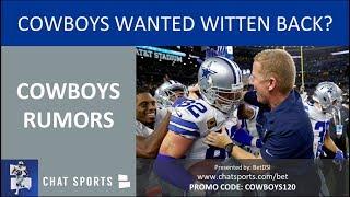 Cowboys Rumors: Jason Garrett Tried To Convince Jason Witten To Return To Cowboys?