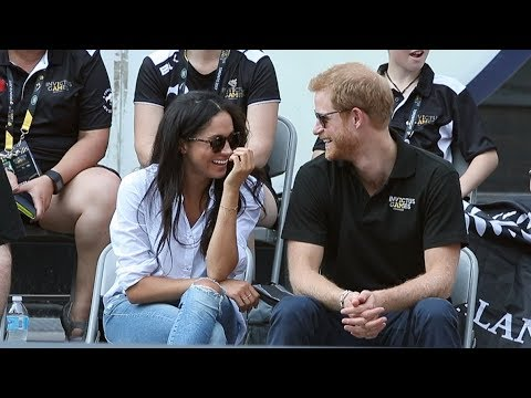 Prince Harry and Meghan Markle make first public appearance as a couple