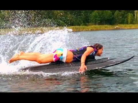 Wakejet Cruise — электрическая доска для серфинга