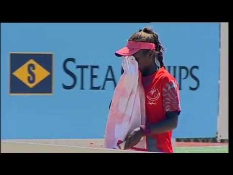 Pacific Games  2015   D14 TENNIS 2