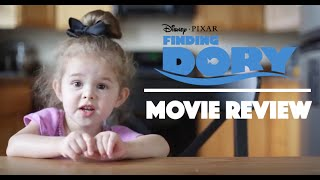 FINDING DORY MOVIE REVIEW: Claire Reviews Finding Dory
