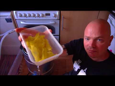 #56 Lemon Meringue pie grain to glass