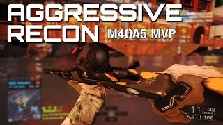 Sunken Dragon Aggressive Recon MVP - Battlefield 4