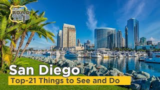 Top-21 Things to do in San Diego California