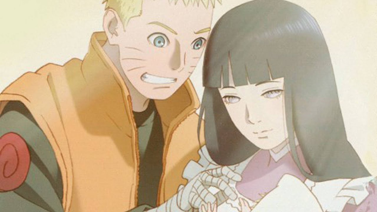 Does naruto dating hinata