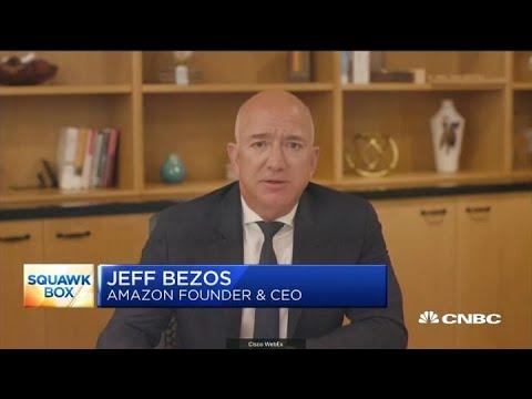Amazon CEO Jeff Bezos' congressional testimony, From YouTubeVideos
