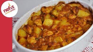 Fırında Sebzeli Tavuk Yemeği | Nefis Yemek Tarifleri