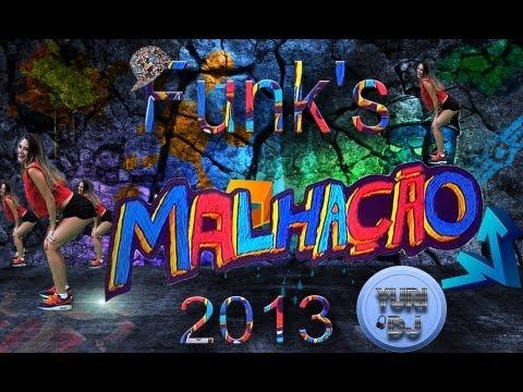 as melhores montagens de funk de 2012 yuri dj