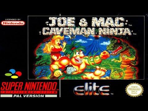SNES - Joe & Mac