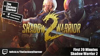 Shadow Warrior 2 - First 20 Minutes PS4