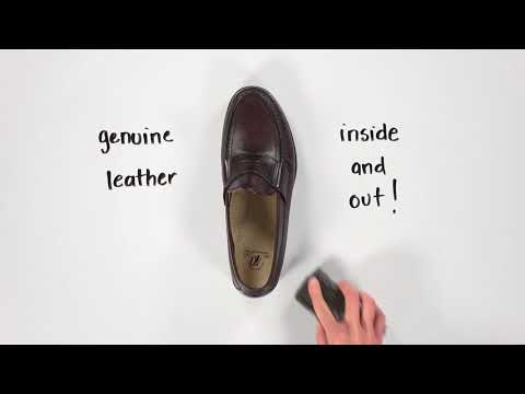 Video for Penny 40 Slip On Loafer this will open in a new window