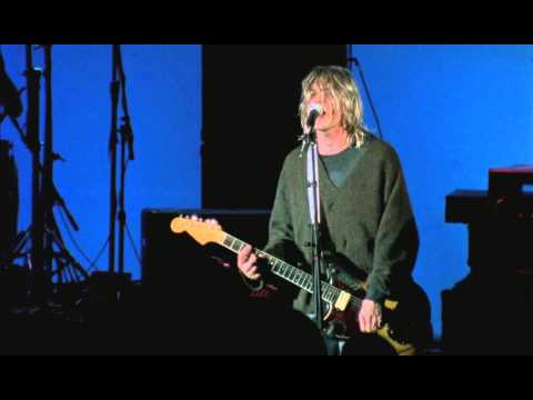Nirvana  Lithium  at the Paramount 1991 HD