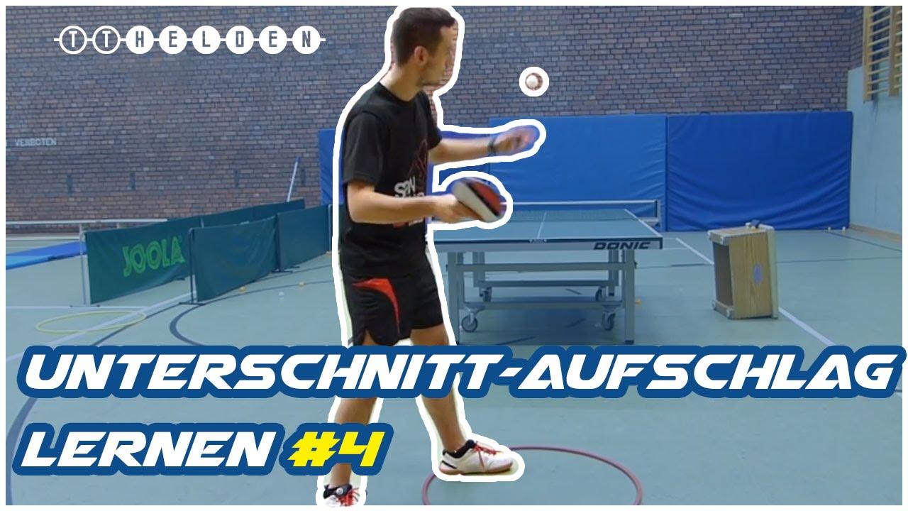 Tischtennis Regel