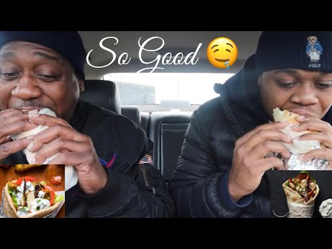 This Is Why The Shawarma Shack Is A Dimond In The Ruff | MAM Eating Show