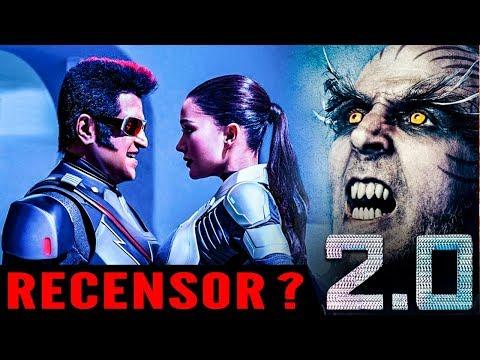 2.0 to be Re-Censored?   Rajinikanth, Shankar   Cellular Operators Against 2point0