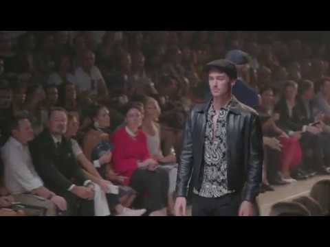 Menswear Highlights: Virgin Australia Melbourne Fashion Festival 2017
