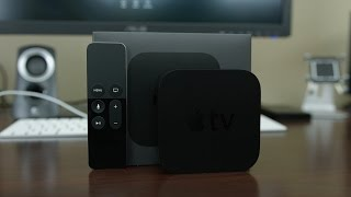 Apple TV (2015) Unboxing and Impressions!