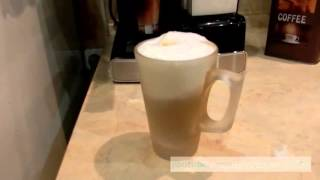 Варим капучино и латте в кофеварке Vitek 1516(Процесс приготовления кофе капучино и латте в кофеварке Vitek VT-1516 (SR) это аналог Vitek VT-1514 и Vitek VT-1517 Покупал..., 2016-01-17T18:07:28.000Z)