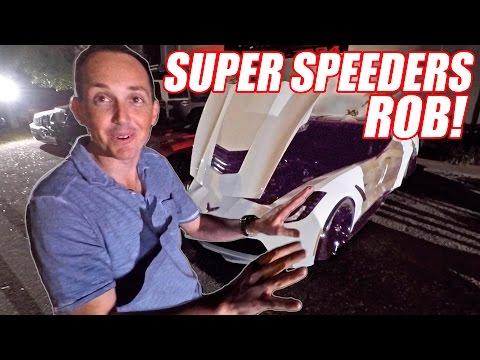 Rob Ferretti Rides In My 841hp Corvette!