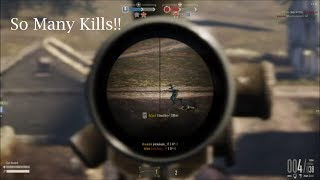 The Guardian Sniper! - Heroes & Generals Gameplay