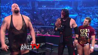 """Miz TV"" with special guests Team Hell No: SmackDown, Oct. 19, 2012"