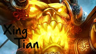 Xing Tian Jungle: TOO GOOD AFTER THE BUFFS - Smite - Weak3n
