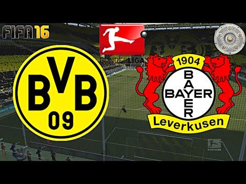 Fifa  Borussia Dortmund Gegen Bayer Leverkusen  Spieltag  E  Bvb  E  Bb