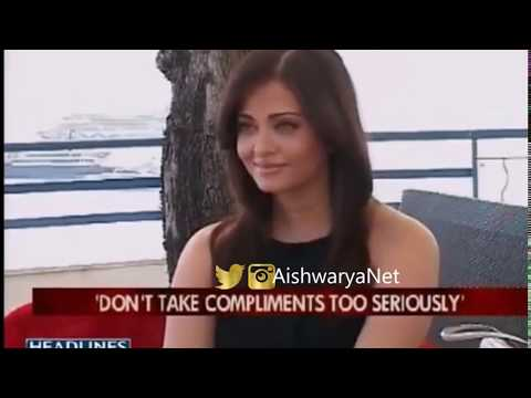 Aishwarya Rai Cannes Interview • On the Couch with Koel