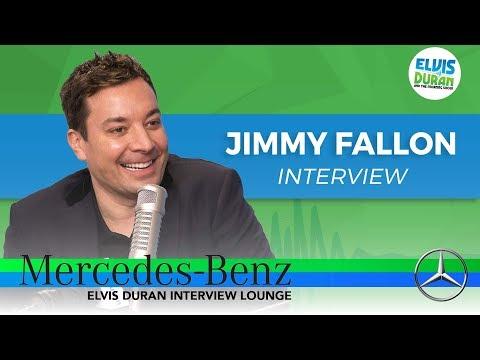 Jimmy Fallon on Exclusive Post Super Bowl Show | Elvis Duran Show
