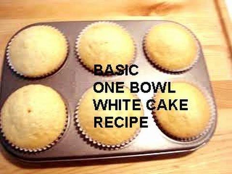 Make White Wacky Cake