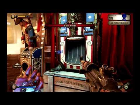Bioshock Infinite I Clash in the Clouds   Duke & Dumwit P1  