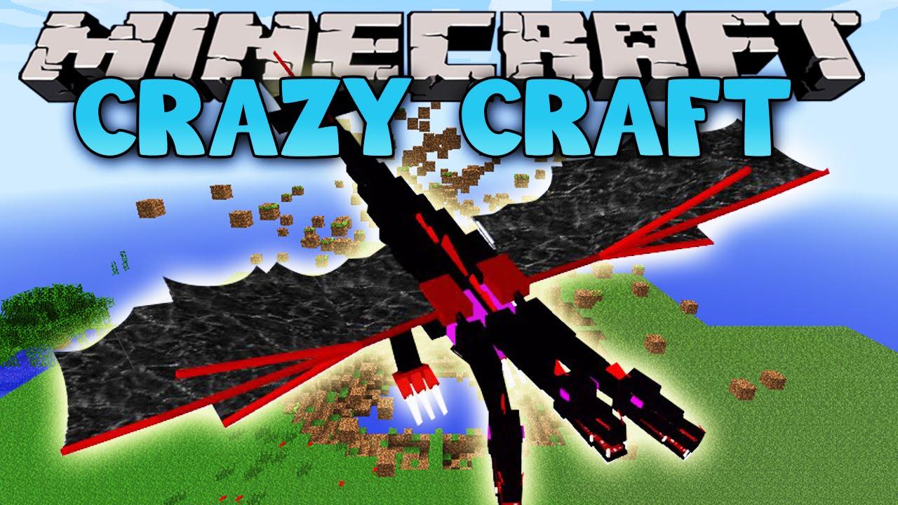 All Mods In Crazy Craft