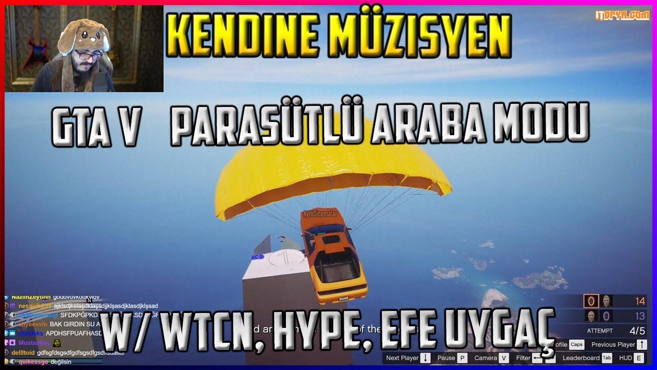 Kendine Müzisyen - GTA 5 Overtime Rumble Oynuyor w/ wtcN, Hype, Efe Uygaç