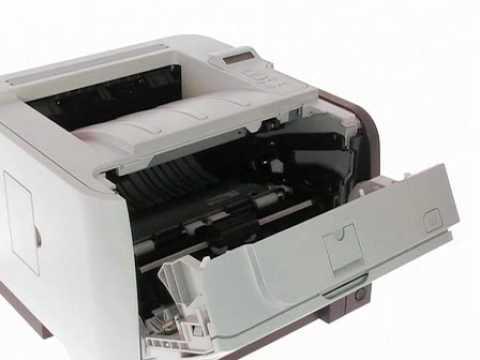 Для p2055dn принтера драйвера hp