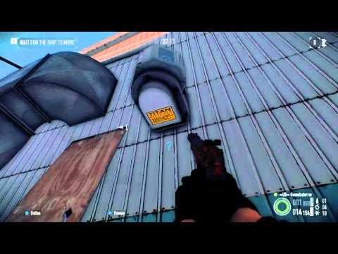 Payday 2 - Dockyard Solo Stealth - No pagers, No dead civie, No assets