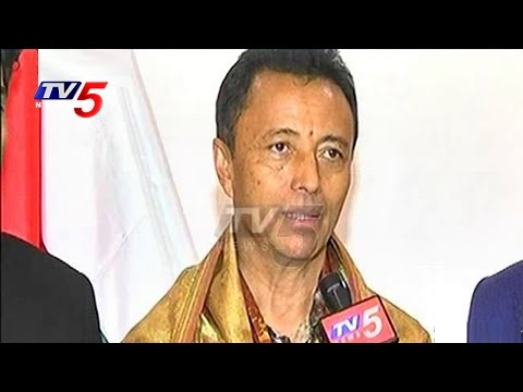 Indo Madagascar Chamber Of Commerce And Industry Launched In Hyderabad | TV5 News