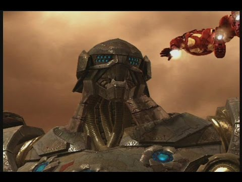 Baixar Iron man 2 Final Boss+Ending Full game Walktrought Gameplay XBOX 360 PS 3 PC
