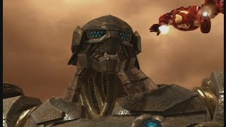 Iron man 2 Final Boss+Ending Full game Walktrought Gameplay XBOX 360 PS 3 PC
