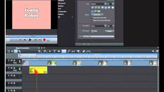 Making Stereoscopic 3D shows with Magix (Tutorial)