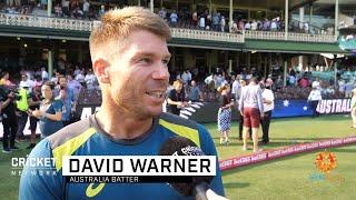 Warner heaps praise on hungry Labuschagne