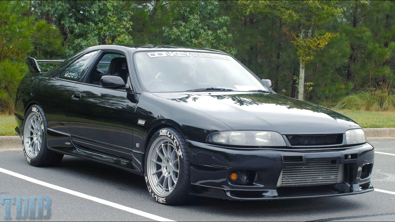 r33 skyline in america r33 review youtube