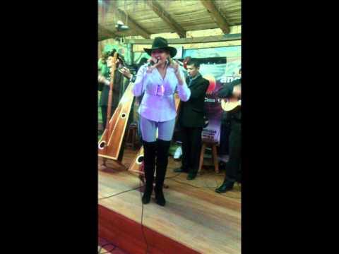 Martha Parales - No puedo olvidar el campo