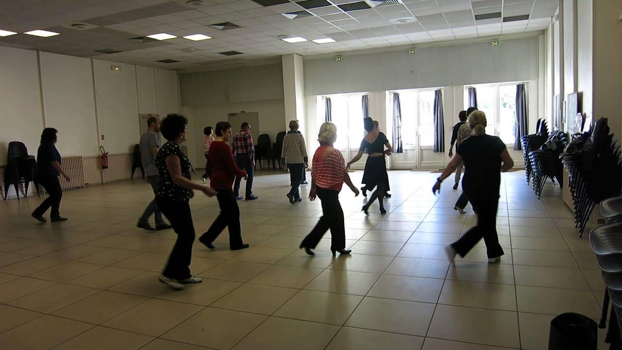 Valse rita 39 s waltz danse en ligne youtube for Danses de salon en ligne