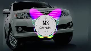 BANNI THARO BANNO DIWANO GADI FORTUNER LAYO || DJ REMIX || BASS BOOSTED #MsRecords240p