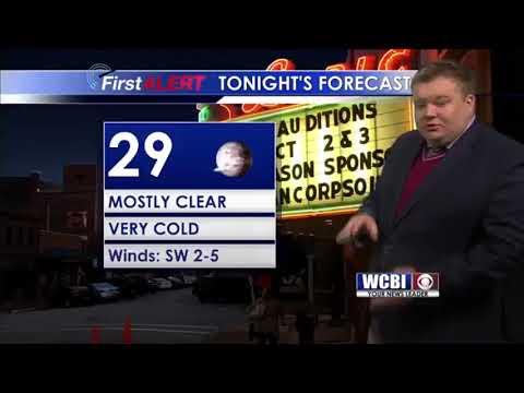 Weather Outlook 11 15 18 Youtube