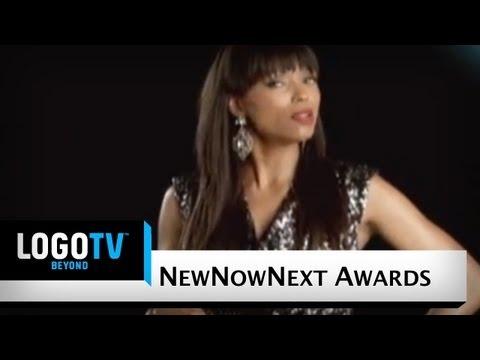 Aisha Tyler - 2013 Logo NewNowNext Awards - LogoTV